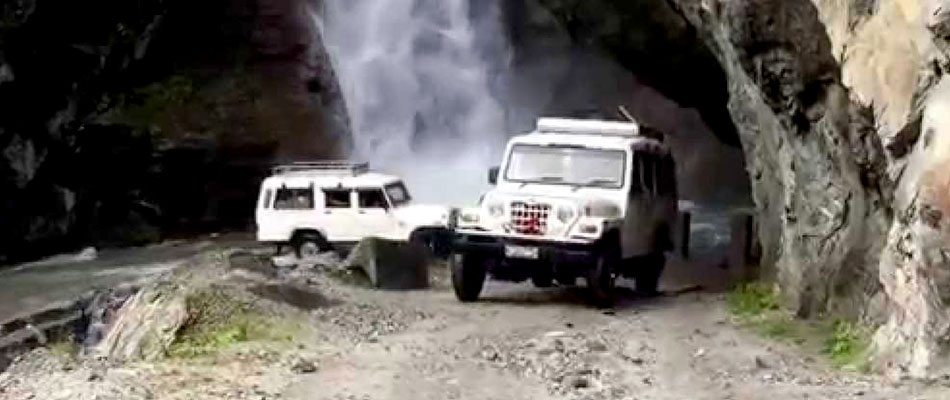 Annapurna Jeep Safari