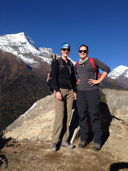 Everest Renjo Pass Trekking in Nepal
