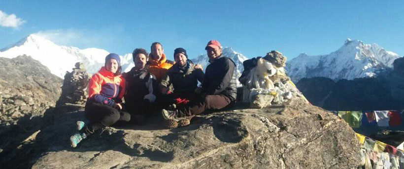 Gokyo Valley trek