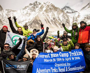 Everest Basecamp Trek